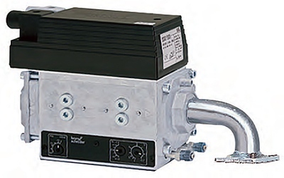 Газовый мультиблок CG с пропорциональным клапаном
