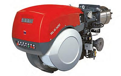 Серия RLSBP MX (дизельное топливо - газ)
