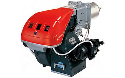 Серия RLS/M MX(MZ) (дизельное топливо - газ)