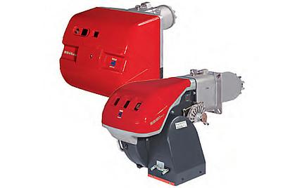 Двухступенчатые горелки Серии RS/E-EV BLU