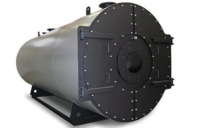 Трехходовой стальной котел RTQ T (новинка)