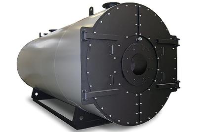 Трехходовой стальной котел RTQ T K