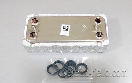 Теплообменник ГВС R8037